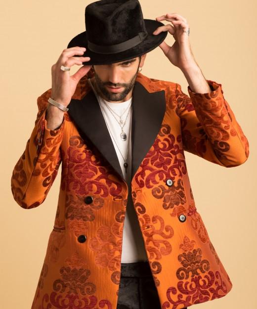 max lapell jacket