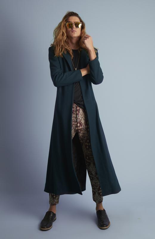 LAWRENCE Long Coat